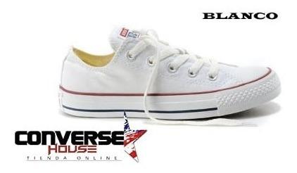 Zapatos Converse All Star Clasicas Unisex + Caja