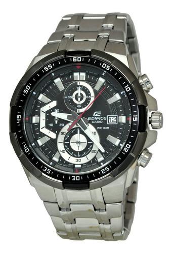 Reloj Casio Edifice Efr 539d Acero Cronografo 100% Original