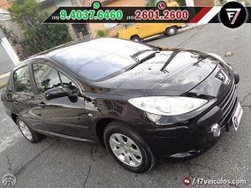 307 2.0 Feline Sedan 16v Automatico 2007 - F7 Veículos