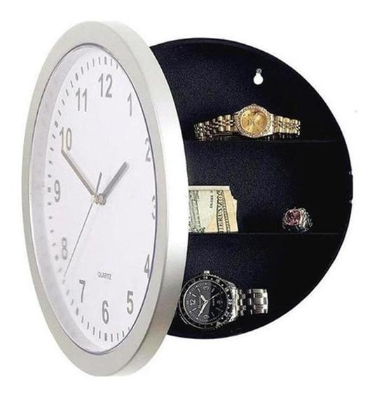 Escondido Relógio Seguro Stash Box Dinheiro Jóias Relógio