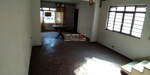 Sobrado Na Vila Santo Estefano  -  São Paulo - 8070