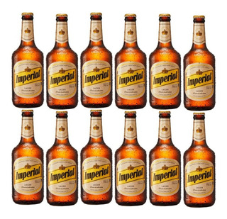 Cerveza Imperial Lager X 500 Ml 12 Unidades