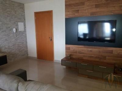 Apartamento Com 80 M², 2 Dormitórios - Jardim California - Ap3164