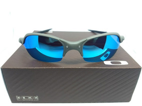 91f80eb2d Oculos Oakley Romeo 2 Cor Ice Blue Lente Polarizada P - Óculos no ...