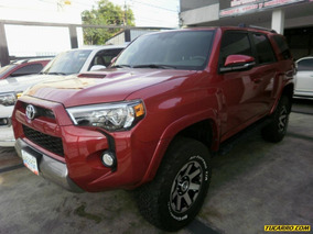 Toyota 4runner Trd Pro Automatico