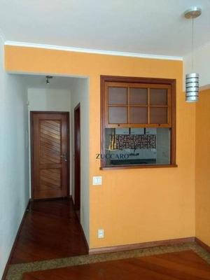 Apartamento Com 3 Dormitórios Para Alugar, 70 M² Por R$ 1.500/mês - Macedo - Guarulhos/sp - Ap13861