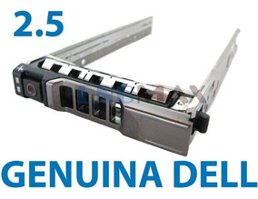 Gaveta Hot Plug Swap Hd Sas Sata 2.5 Servidor Dell Poweredge