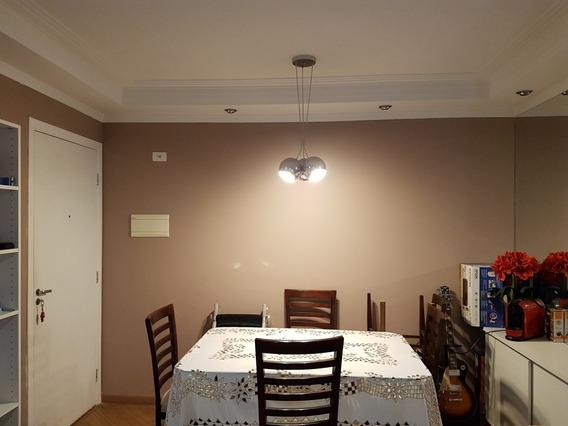 Apartamento 2 Dorm 1 Vaga Com Planejado E Lazer Completo