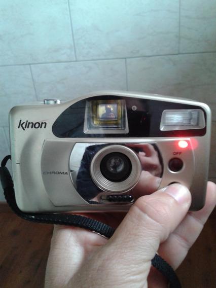 Máquina Fotográfica Kinon Chroma( Filme)