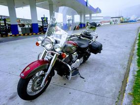 Vendo Moto Kawasaki Vulcan 900 Calsic