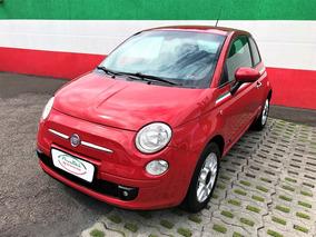Fiat 500 Sport 1.4 Completo. Lindo Carro!
