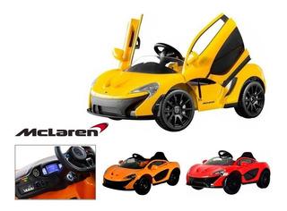 Auto A Bateria Mc Laren