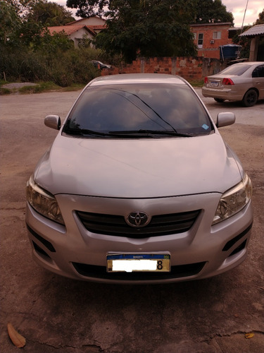 Toyota Corolla Gli 1.8 16v Flex Aut.