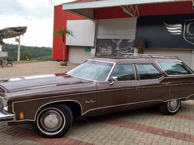 1973 Oldsmobile Sw Custom Cruiser Rocket 455 V8