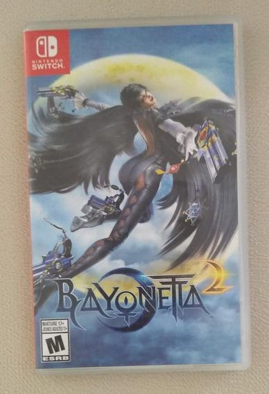 Jogo Bayonetta 2 Switch
