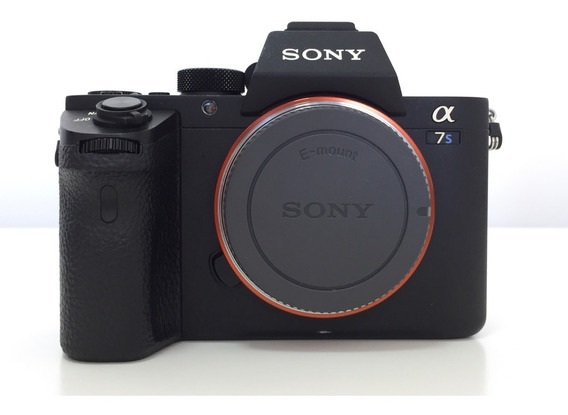 Sony Alpha 7s Ii 2 (corpo) Full Frame + 4k - A + Top