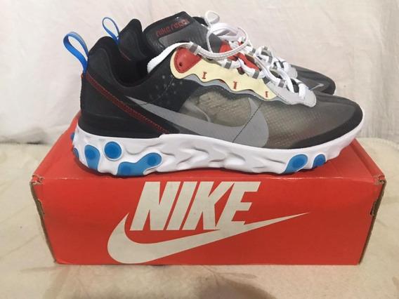 Nike React Element 87 - Dark Grey - Original