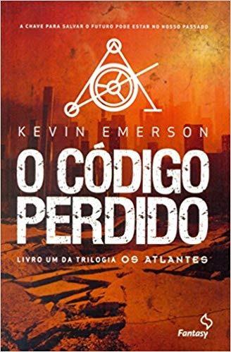 O Código Perdido - Livro Um Da Triologia Kevin Emerson