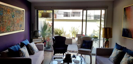Town House 235 M2, 3 Recámaras, 4 Baños, Patio Grande.