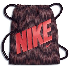 Sacola Nike Ya Graphic Gymsack 100% Garantia Tênis Preto