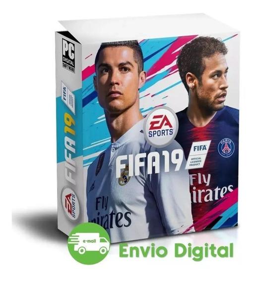 Fifa 19 Pc Português Mídia Digital Atualizada Envio Email