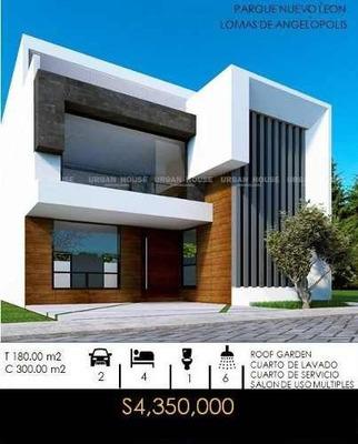 Casa En Venta En Parque Nuevo Leon