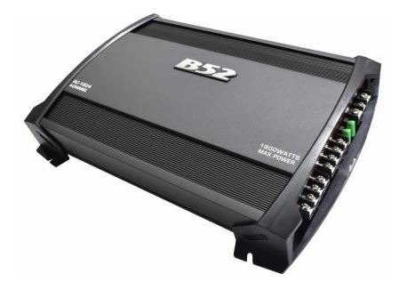 Amplificador Para Auto Carro 1800w 4 Canales