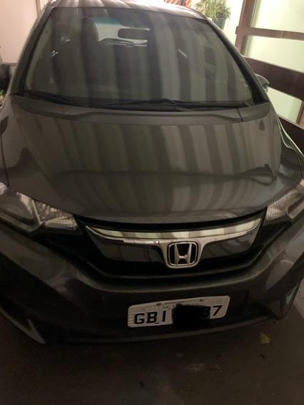Honda Fit Exl 1.5 Automático - Único Dono