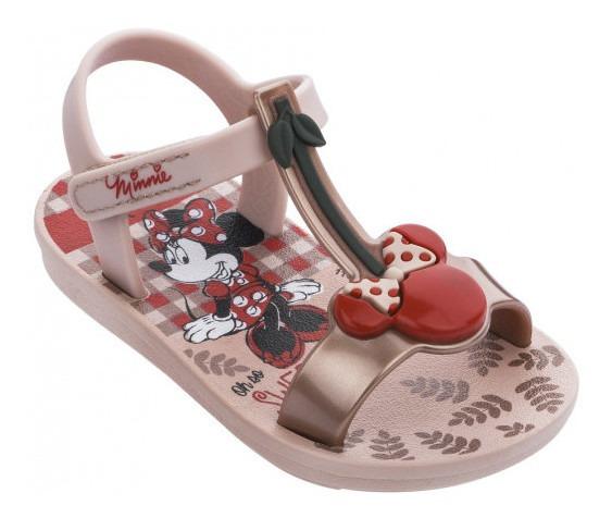 Grendene Cherry Minie 22142 Sandália Infantil Menina Baby