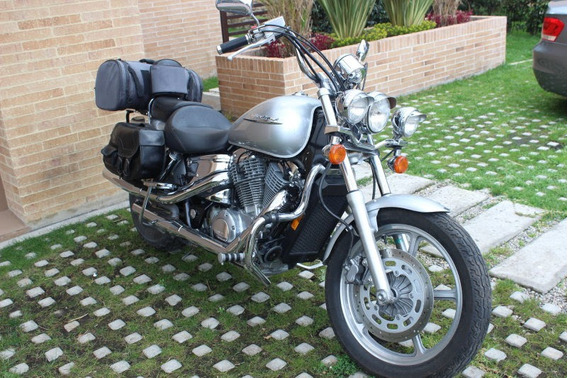 Honda Shadow Spirit Vt 1100