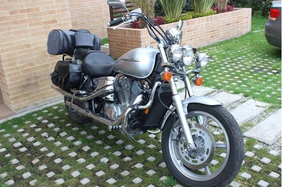 Honda Shadow Spirit Vt1100