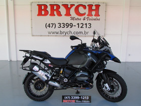 Bmw R1200 Gs Adventure Abs 44.000km 2016 R$65.900,00