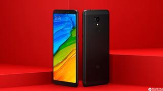 Xiaomi Redmi 5 Com 32gb E 3gb Com Tela 5,7 E Capinha