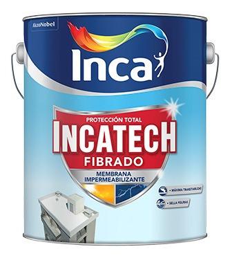 Impermeabilizante Inca - Incatech Fibrado - 20kg
