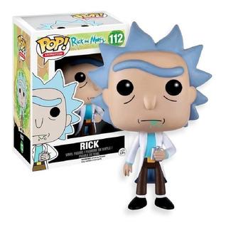 Funko Pop Rick And Morty 112 Rick Magic4ever