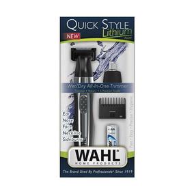 Máquina Recortadora Doméstica Wahl Quick Style