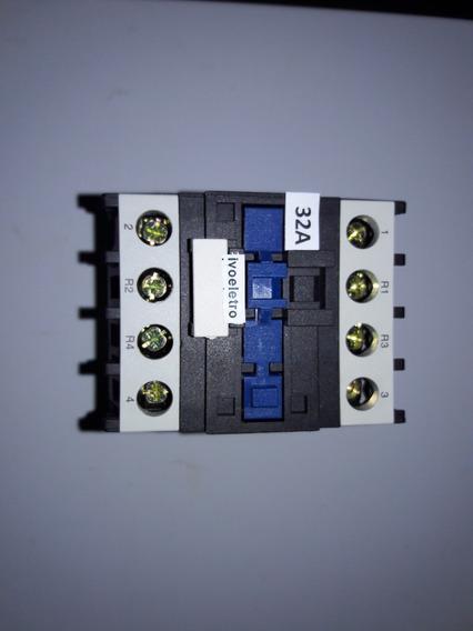 Contator Transferencial Automática, Rede E Solar 220v 32a