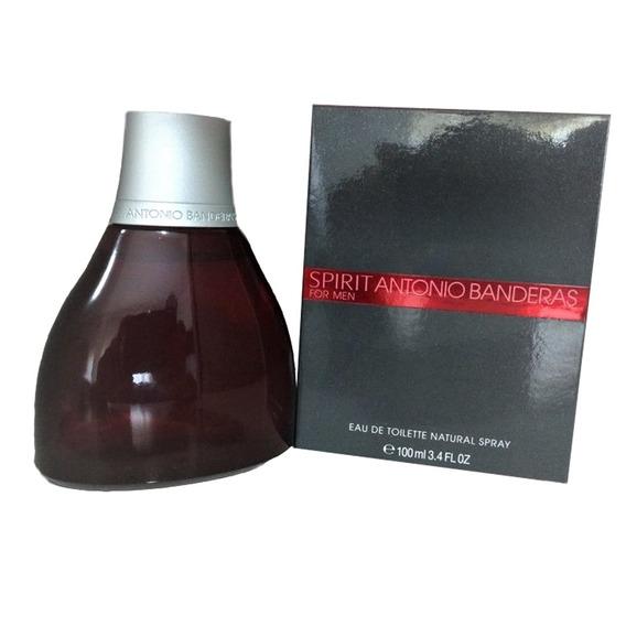 Perfume Antonio Banderas Spirit Masculino 100ml