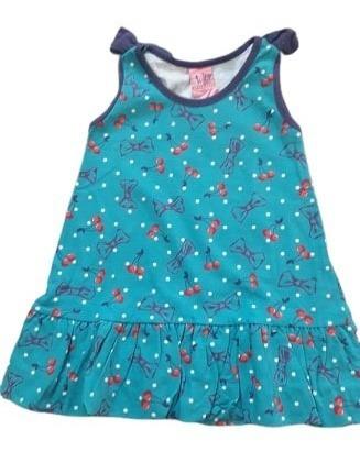 Vestido Infantil Fakini Tam. 1 Ano Menina Modinha