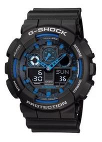 Relógio Casio Ga-100-1a2 G-shock Casio H.mundial Esportivo