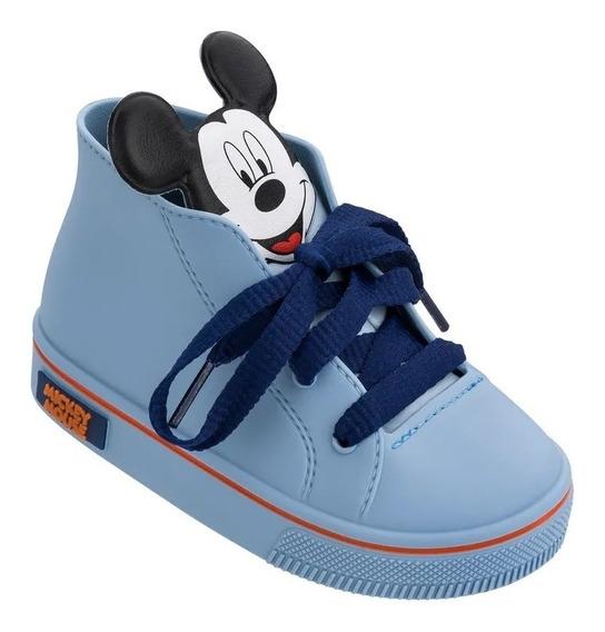 Tênis Mickey Mouse Azul Grendene 22041