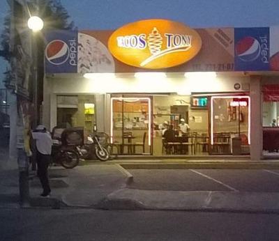 Traspaso Franquicia Taquería Tacos Tony Cuautlancingo