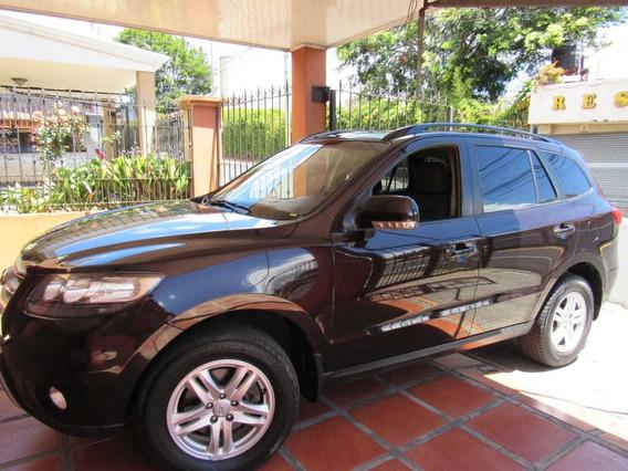 Hyundai Santa Fe 2012 Para 7 Pasajeros