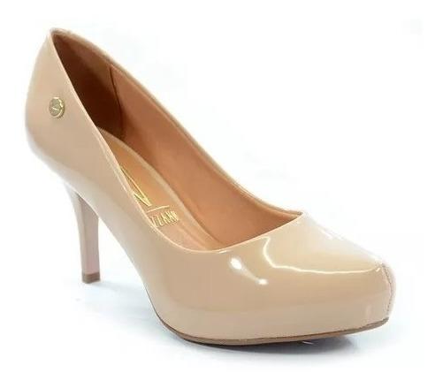 Sapato Feminino Scarpin Salto Medio Vizzano Original