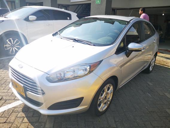 Ford Fiesta Se Automático 2015