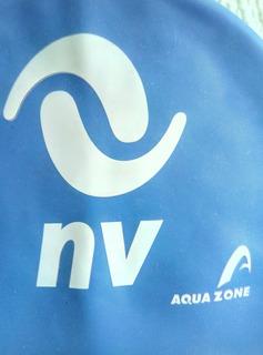 Gorra Natacion Nelson Vargas Aqua Zone