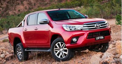 Sucata Toyota Hilux Srv 2017 Somente Para Retirada De Peças