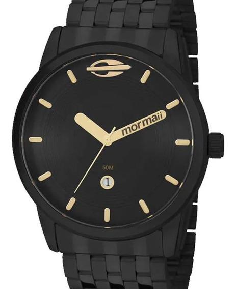 Relógio Mormaii Masculino Mo2115aa/4p C/ Garantia E Nf