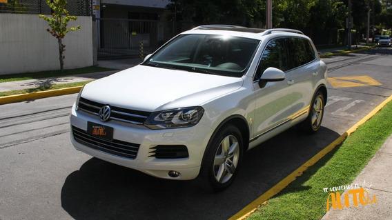 Volkswagen Touareg Tdi 4.2 2015