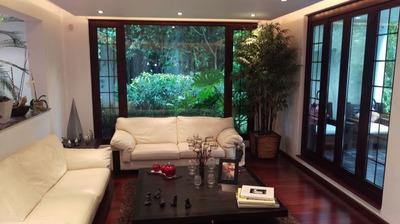 Lujosa Residencia A La Venta En Lomas De Chapultepec! (vw)